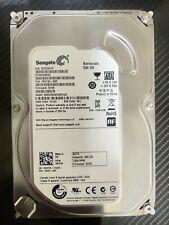 Seagate Barracuda 500GB  7200RPM  PN: 1BD142-500