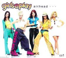 Girls @ Play - Airhead ( Maxi Single ) UK Import