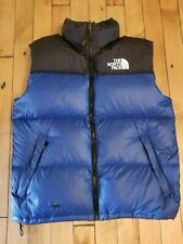 North Face Down Vest Mens Size Large