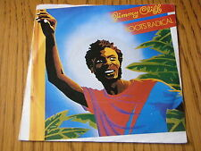 """JIMMY CLIFF - ROOTS RADICAL   7"""" VINYL PS"""