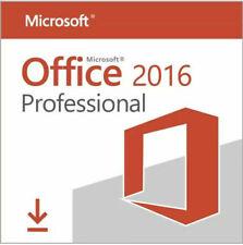 🔥Ms Office 2016 Professional Plus Lizenz Key 32/64-Bit Vollversion+Gratis ISO🔥