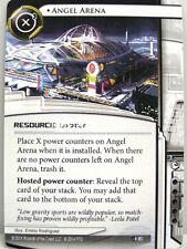 Android Netrunner LCG - 1x Angel Arena  #080 - Overdrive Runner Draft Pack