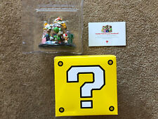 2010 CLUB NINTENDO Super Mario Characters Figurine Statue Pre-owned