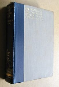 Sir Frederick Treves  The Riviera of The Corniche Road Illus 1st Ed 1921