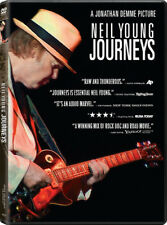 Neil Young Journeys [New DVD] Ac-3/Dolby Digital, Dolby, Subtitled, Widescreen