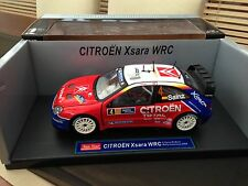 SUN STAR CITROEN XSARA WRC #4 IN RED WITH STUNNING DECALS
