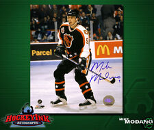 MIKE MODANO Signed 1992 NHL All Star 8 X 10 -70039