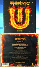 Unisonic - Ignition: Mini Album + Sampler (2 CD Set, 2012, Earmusic, Germany)