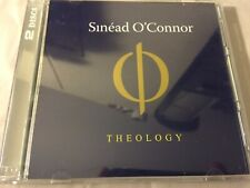 SINEAD O'CONNOR Rare Australian THEOLOGY ADVANCE PROMO 2 CD SET
