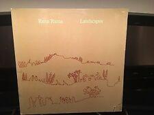 RENA RAMA - Landscapes ~ JAPO 60 020 {nm orig} w/Stenson, Danielsson, Leroy Lowe