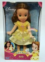 Disney Princess Belle Doll Soft And Sweet Playmates 2006 New Sealed