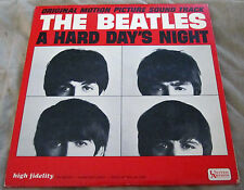 "Really Nice Original 1964 The Beatles ""A Hard Days Night"" VG++"