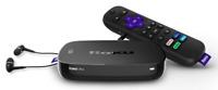 Roku Ultra   Streaming Media Player 4K/HD/HDR with Premium JBL Headphones