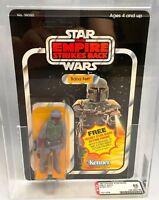 Vintage Kenner 1980 Star Wars ESB Boba Fett 21-Back: AFA 85  (85-85-85)