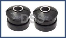 Genuine BMW Front Bushing Stabilizing Rod to Suspension Cross Member Set (x2) OE