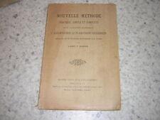 1925.méthode pour accompagner plain-chant grégorien / Meroux