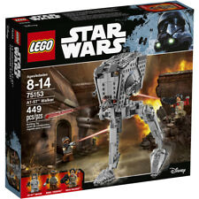 New LEGO Star Wars AT-ST Walker (75153) *Retired*
