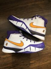 "Nike Zoom Kobe 1 protro ""final seconds"" size 14. Amazing shape, worn once, 10/10"
