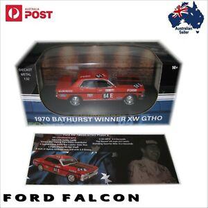 1970 Ford Falcon XW GTHO Bathurst Winner Allan Moffat Scale 1:32 Diecast Model