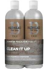 Tigi Bed Head For Men Clean Up 750mL DUO Shampoo and Conditioner