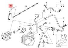 BMW X5 E53 Medidor De Masa Aire Sensor MAF 2000 /> en Adelante 1 Año De Garantía