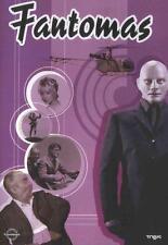 FANTOMAS (1964) Jean Marais, Louis de Funès, ENGLISH SUBTITLES - ALL REG DVD