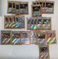 27 Pokemon League Trainer Cards (stamped Staff Promo)