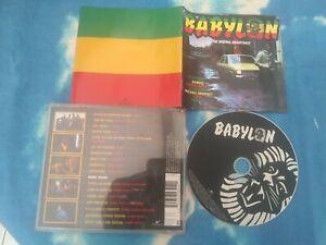 Various – Babylon (The Original Soundtrack) : EMI – 5843212,Chrysalis CD (2005