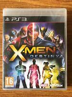Xmen Destiny (PS3) Brand New Sealed