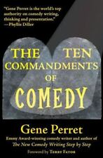 The Ten Commandments of Comedy (Hardback or Cased Book)