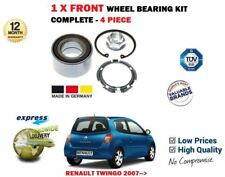 FOR RENAULT TWINGO 1.2 1.6 1.5 DCI 2007->NEW 1X FRONT WHEEL BEARING KIT 4 PIECE