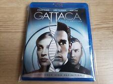 Gattaca (1997) (Blu-ray Disc) Ethan Hawke Uma Thurman Mint