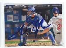 John Buck Signed 2008 Upper Deck Card #256