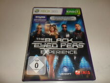 XBOX 360 The Black Eyed Peas Experience (kinect necessario)