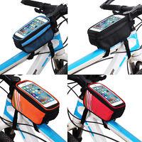 Etanche Vélo Mount Holder Téléphone Etui Housse Support Pour iPhone iPod Guidon