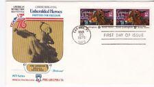 SYBIL LUDINGTON #1559 CARMEL, NY MARCH 25 1975 FLEETWOOD CACHET