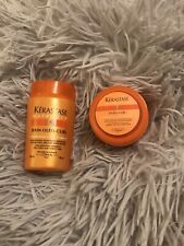 Kerastase Nutritive Oleo Curl Definition Shampoo & Gel Mask 30ml trial size New