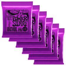 Ernie Ball 2220 Power Slinky Strings 6 x SETS - 11/48