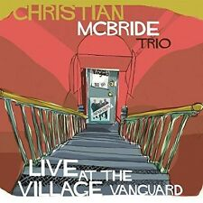 Live At The Village Vanguard - Christian Mcbride (2015, CD NUOVO)