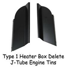 Right Bakelite Heater Tube Offside VW Beetle 1968 on