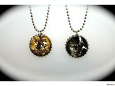 Jeepers Creepers Movie demon creeper monster zombie  2 sided necklace