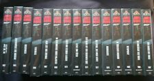 James Bond Collection VHS
