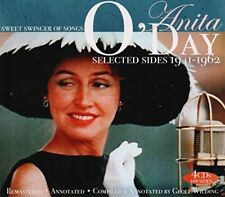 Anita O'Day - Sweet Singer Of Songs (Selected Sides 1941 1962) [4 CD] JSP
