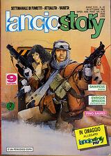 [AP] LANCIOSTORY ANNO XVIII N° 42 - Ed. EURA _ OTTIMO EDICOLA _ CON OMAGGIO
