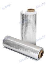 2 rolls 50x500 cm Car Van Sound Deadening Mat 5 sqm Car Insulation Soundproofing