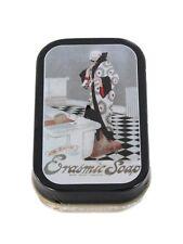 Vintage Advert Timeless Tin Erasmic Soap Trinket Pill Box Keepsake Opie Retro