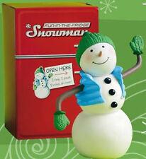 Hallmark Christmas Snowman Snow Man Figure Decoration (Sound Doesn't Work)