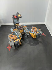 Transformers Cybertron Dark Energon Scorponok incomplete