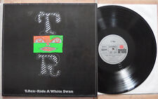 T. Rex - Ride A White Swan RARE Orig. Ariola GER Press NM Condition