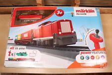 Marklin MyWorld Battery Op Starter Set Freight Train 29309 New in Damaged Box